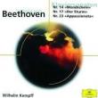 Beethoven KLAVIERSONATEN 14, 17, 23